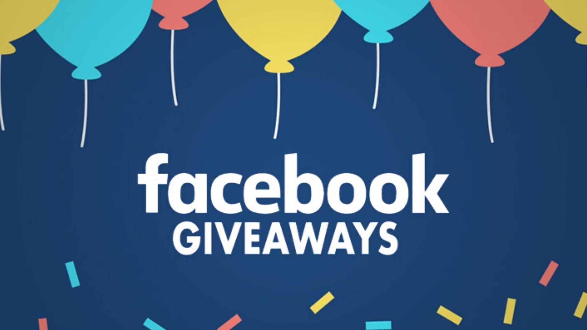 Facebook-giveaway